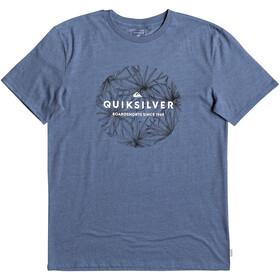 Quiksilver Classic Bob Maglietta a maniche corte Uomo blu